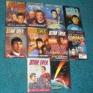 Star Trek Hardcover Books 1st Ed. Volcan Spock Shatner