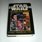 Star Wars Corellian Trilogy, Roger MacBride Alan, HC Book
