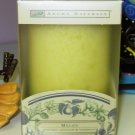 MELON PILLAR CANDLE ESSENCE OF HONEYDEW CANTALOUPE WATERMELON NATURAL FRUIT AROMA NEW AROMA NATURALS