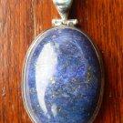 Lapiz Lazuli Silver Pendant