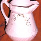 GRINDLEY SEMI-PORCELAIN PRE1900 PITCHER