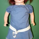 "1991 18"" DOLLY ROSEBUD HORSMAN COMPOSITION DOLL"