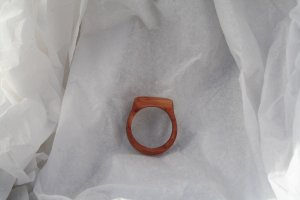Juniper Wooded Ring