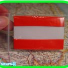 Flag of Austria  Scout SWAPS Girl Craft Kit- Swaps4Less