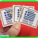 Greece Fun Facts Scout SWAPS Girl Craft  Kit-Swaps4Less