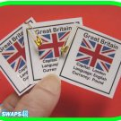Great Britian  Facts Scout SWAPS Girl Craft -Swaps4Less