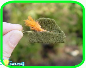 GERMAN or Bavarian Hat Scout SWAPS Girl Craft Kit - Swaps4Less