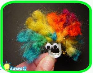 Camp Hair Scout SWAPS Craft Kit - Swaps4Less