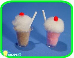 Milkshakes Scout SWAPS Girl Craft Kit - Swaps4Less