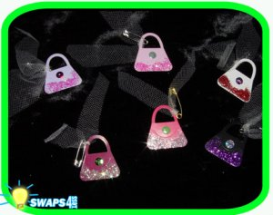 Diva Purses Scout SWAPS girl Craft Kit - SWAPS4less