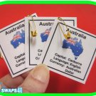 Australia Fun Facts Scout SWAPS Girl Craft -Swaps4Less