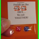 Friends are Like Dice Scout SWAPS Girl Kit-Swaps4Less