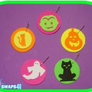 Halloween Spookies! Scout SWAPS Craft Kit- Swaps4Less