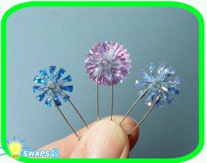 """Frozen Snowflake Swap""  Scout SWAP Girl Craft Kit-Swaps4Less"