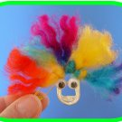 JAMAICA! Rasta Hair Scout SWAPS Craft Kit - Swaps4Less