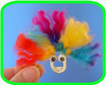 JAMAICA! Rasta Hair Scout SWAPS Craft Kit - Swaps4Less