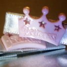 Pretty Princess - Embellished Hair Clips