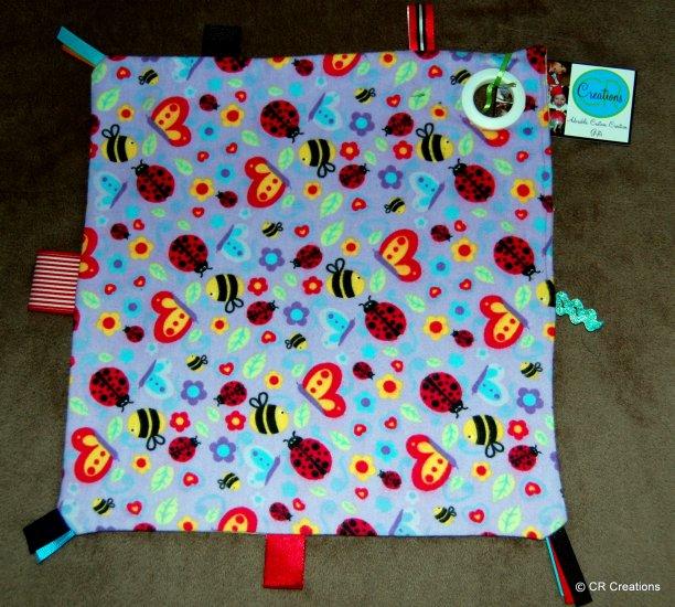Lovey Blanket - Little ladybug