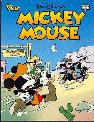 WALT DISNEY'S MICKEY MOUSE COMIC ALBUM SPECIAL #3 !