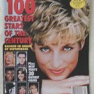 PRINCESS DIANA ! 100 GREATEST STARS CENTURY MAG - FALL 99