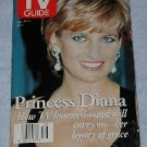 PRINCESS DIANA ! TV GUIDE SEPT, 1997