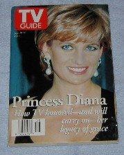 PRINCESS DIANA ! TV GUIDE SEPT, 1997