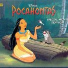 POCAHONTAS SPECIAL MOVIE EDITION GOLDEN BOOK