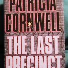 THE LAST PRECINCT by PATRICIA CORNWELL