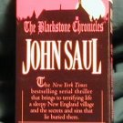THE BLACKSTONE CHRONICLES: A SERIAL THRILLER - AUDIO BOOK by JOHN SAUL