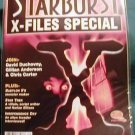 X-FILES ! STARBURST MAGAZINE SPECIAL #29 1996