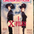 X-FILES ! CINEFANTASTIQUE SPECIAL DOUBLE ISSUE ! OCT 1995