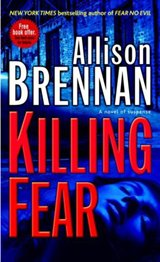 KILLING FEAR by ALLISON BRENNAN