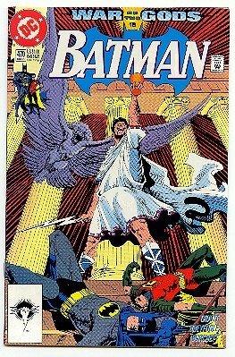 BATMAN ! #470 DC COMICS ! 1991 NM CONDITION