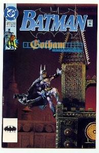 BATMAN ! #477 DC COMICS ! 1992 NM CONDITION
