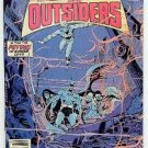 BATMAN AND THE OUTSIDERS! DC COMICS #3 VF CONDITION
