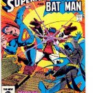 WORLD'S FINEST COMICS #294 SUPERMAN AND BATMAN ! FN/VF CONDITION