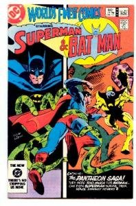 WORLD'S FINEST COMICS #297 SUPERMAN AND BATMAN ! NM CONDITION