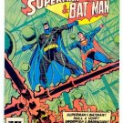 WORLD'S FINEST COMICS #307 SUPERMAN AND BATMAN ! FN CONDITION