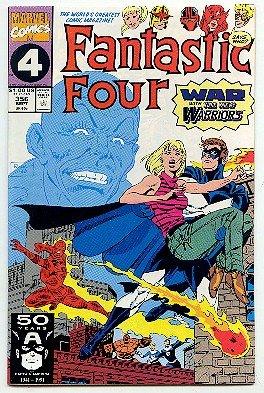 FANTASTIC 4 ! MARVEL COMICS #356 VF/NM CONDITION