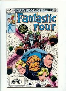 FANTASTIC 4 ! MARVEL COMICS #253 VF/NM CONDITION