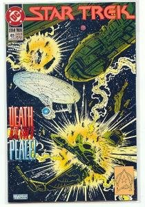 STAR TREK ! DC COMICS #49 ! 1993 ! NM CONDITION