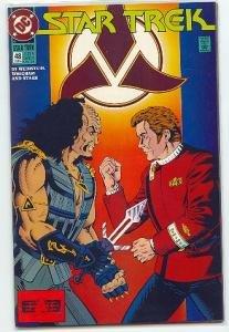 STAR TREK ! DC COMICS #48 ! 1993 ! NM CONDITION