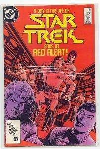 STAR TREK ! DC COMICS #27 ! 1986 ! NM CONDITION