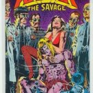 KA-ZAR THE SAVAGE #23 MARVEL COMICS VF CONDITION
