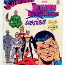DC COMICS PRESENTS #59- SUPERMAN N LEGION SUPER HEROES FN CONDITION