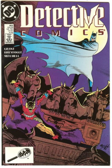 BATMAN ! DETECTIVE COMICS #603 AUG 1989 NM CONDITION!
