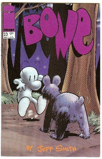 BONE #23 ! IMAGE COMICS MAY, 1996 NM