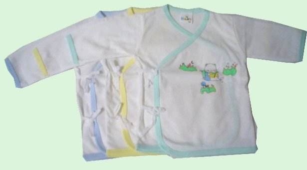 Wrap Around Newborn Shirts