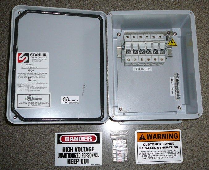 Solar Panel Fuse Box Wiring Diagram Forward