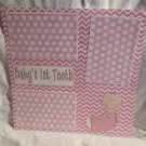 """""""Baby's 1st Tooth Girl b""""-Premade Scrapbook Page 12x12"""